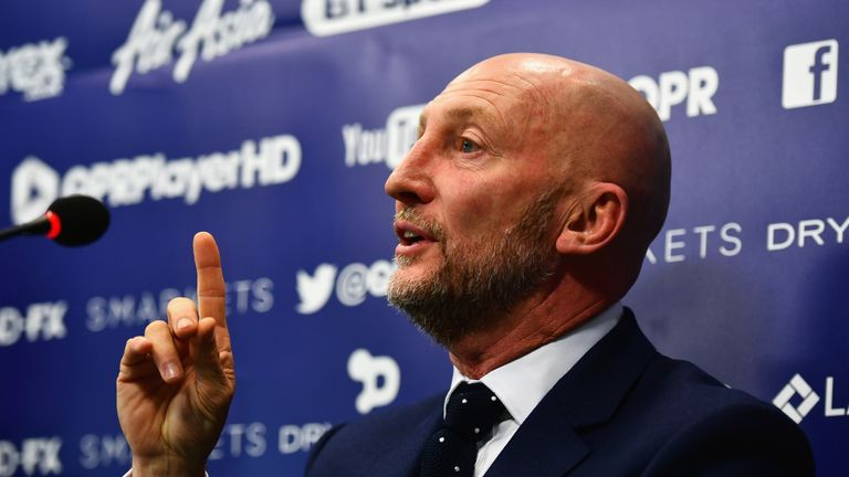 Holloway is perplexed by the FA's decision-making