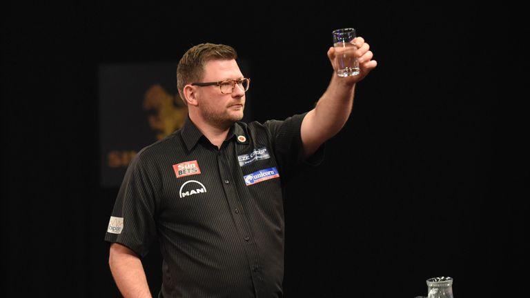 James Wade is feeling revitalised as he returns to Wolverhampton