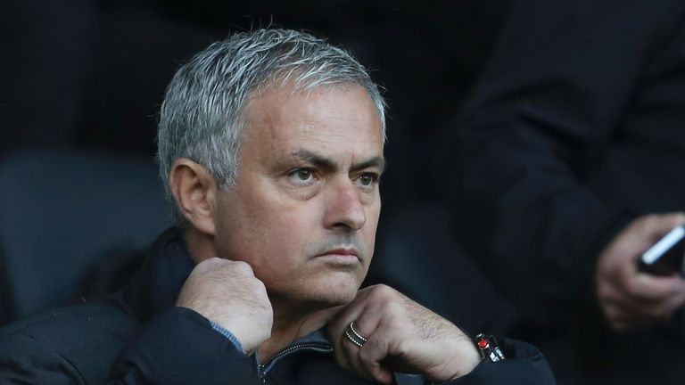 Jose Mourinho issued a warning to certain members of his United squad