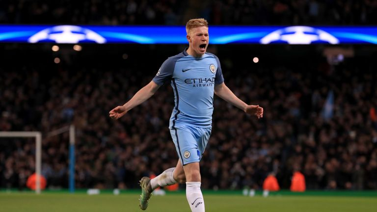 Kevin De Bruyne's injury derailed Man City's title bid