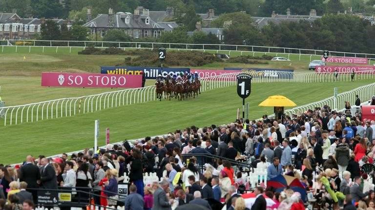 Musselburgh racecourse - plans now confirmed