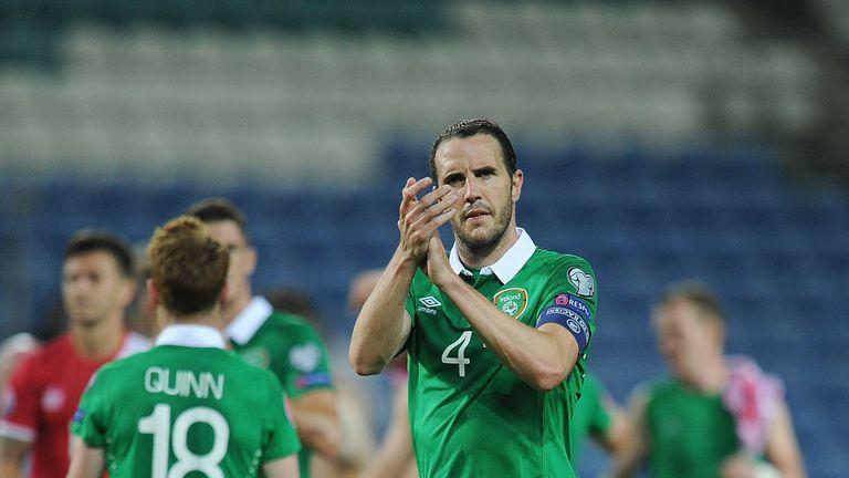 O'Shea made 118 appearances for the Republic of Ireland