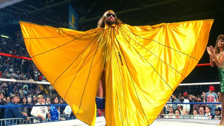 Randy Savage was never on the losing side at Survivor Series