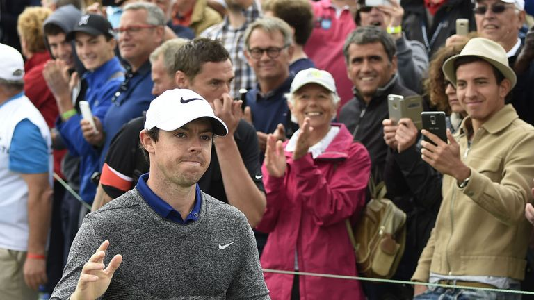Rory McIlroy ended the year fifth on the Race to Dubai