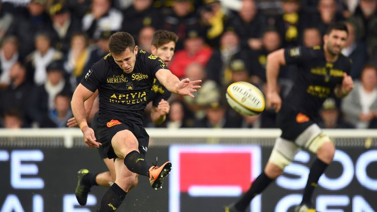 Zack Holmes will join Toulouse from La Rochelle