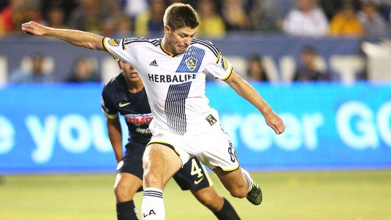 Steven Gerrard has confirmed he is leaving LA Galaxy