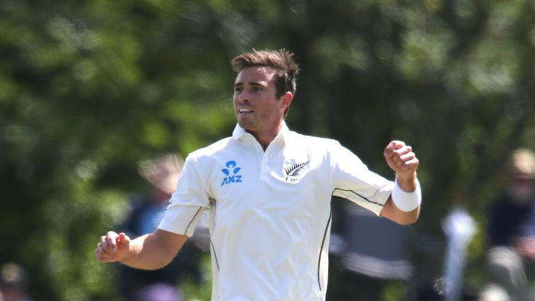 New Zealand's Tim Southee relishing home conditions for Sri Lanka series