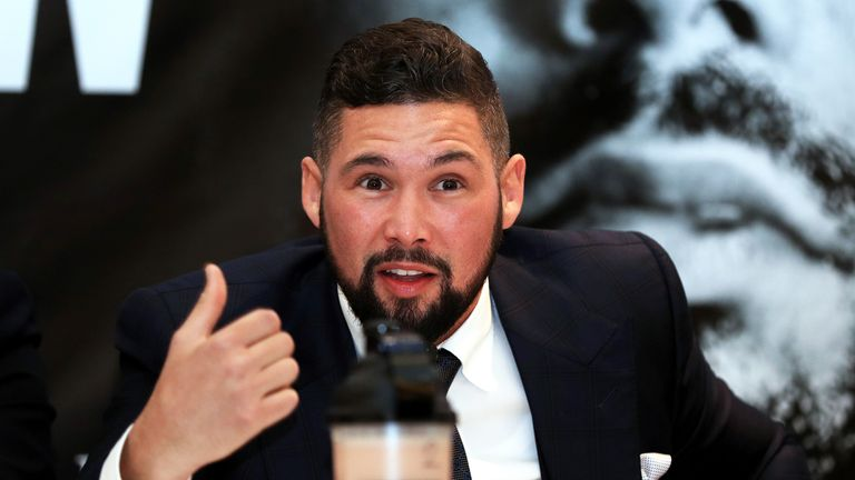 Bellew is confident he has more fight in him than Haye