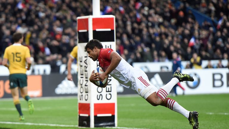 Wesley Fofana will miss the entire Six Nations after rupturing his Achilles tendon