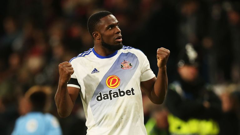 Victor Anichebe starred for Sunderland against Bournemouth