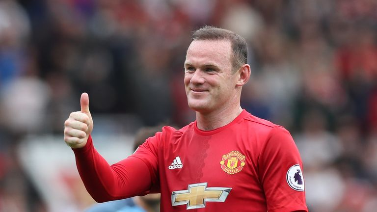 Jose Mourinho refused to be drawn on Wayne Rooney's off-field difficulties this week