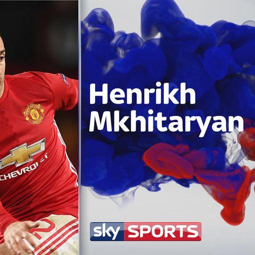 Mkhitaryan: My story