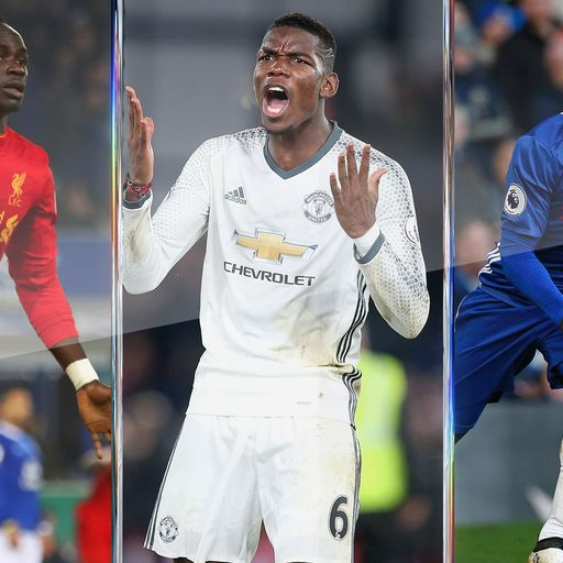 Rank the top six's summer signings