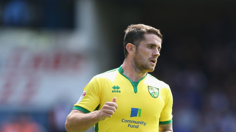 Burnley announced the signing of Robbie Brady at half-time