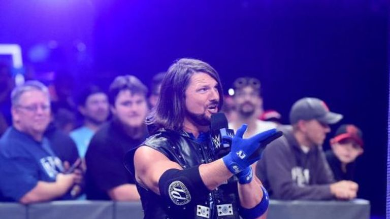 AJ Styles will do anything to remain WWE World Champion