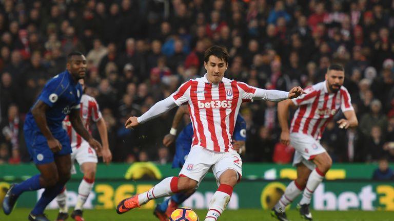 It is understood that Stoke value Bojan at £12m