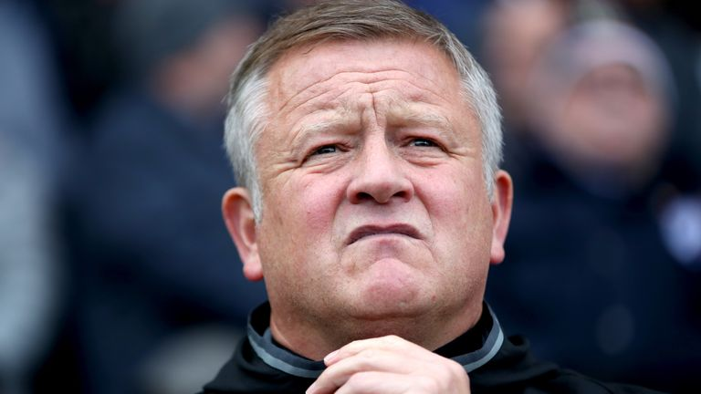 United manager Chris Wilder gave Ramsdale his senior debut in November against Leyton Orient in the FA Cup
