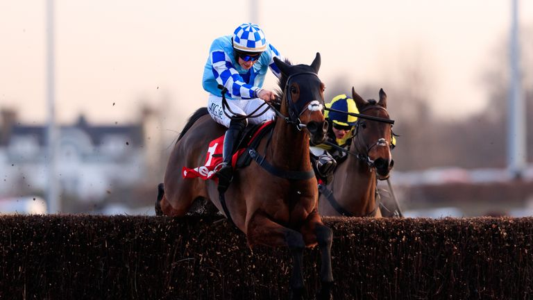 Double Shuffle: Aintree the 'priority'