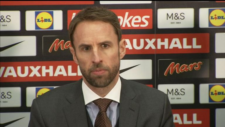 Gareth Southgate was confirmed as England manager in midweek