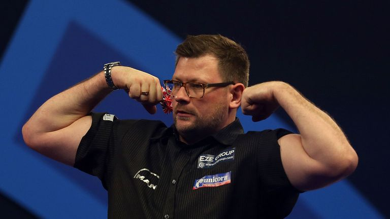 James Wade will take on Justin Pipe in a crunch opening round clash