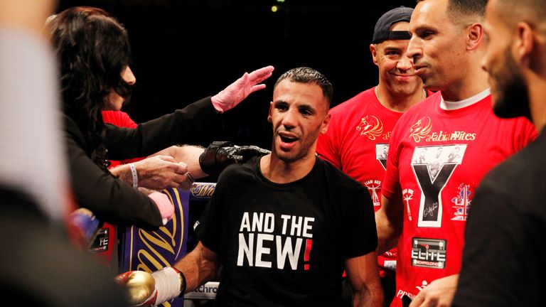 Kal Yafai makes the first defence of his world title on Saturday