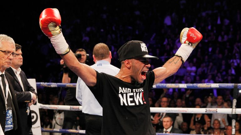 Kal Yafai became Britain's third Beijing 2008 Team GB member to win a professional world title