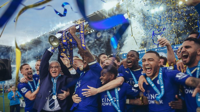 Leicester won the 2015/16 Premier League despite having only the 15th highest wage bill
