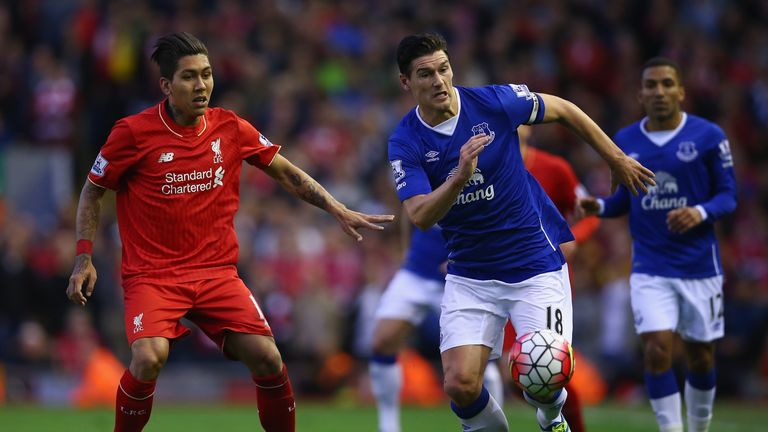Everton Gegen Liverpool