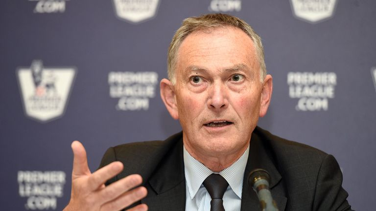 Premier League chief Richard Scudamore has seen club profits reach record levels