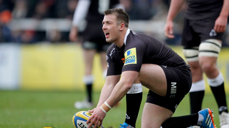 Smith had short stints in union with Wasps and Newcastle