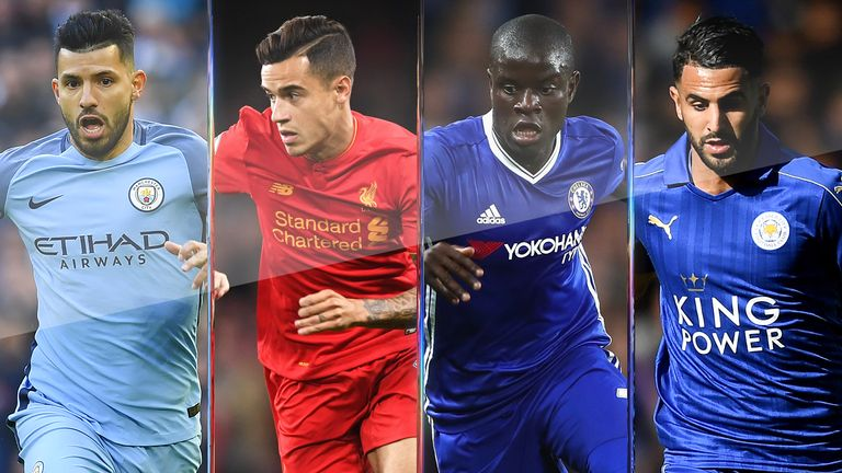Sky Sports pundits pick their top Premier League players ...