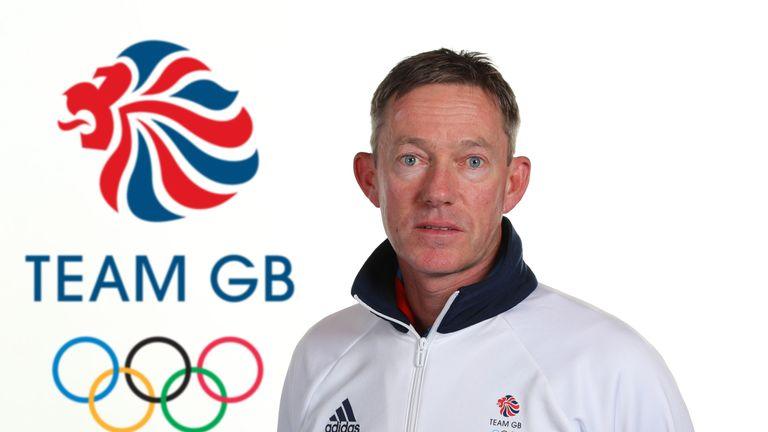 Stephen Park joins British Cycling after 15 years with the sailing team