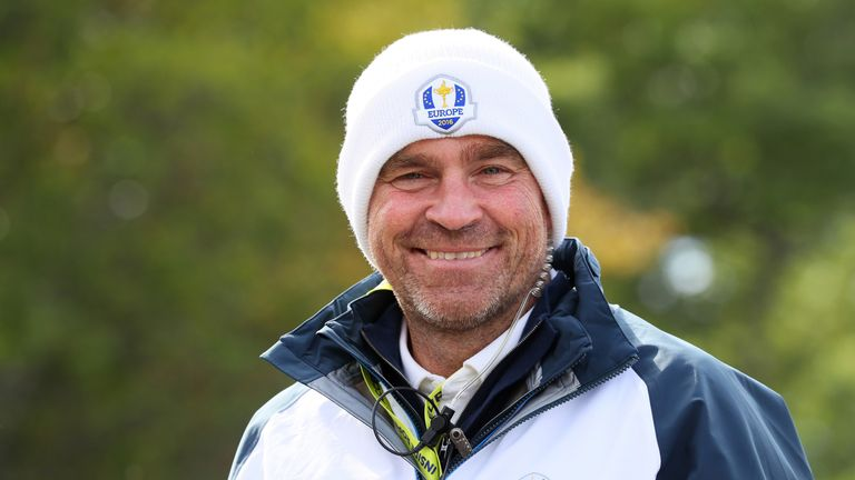 Thomas Bjorn will now attempt to mastermind victory in 2018