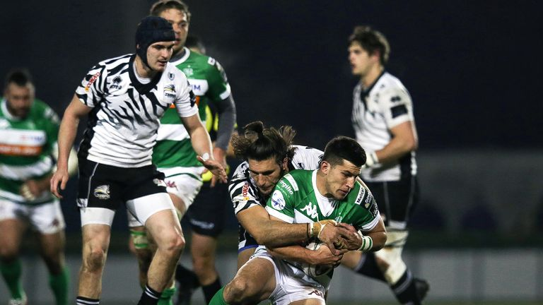 Zebre and Treviso could finish in the bottom two for the fourth successive season