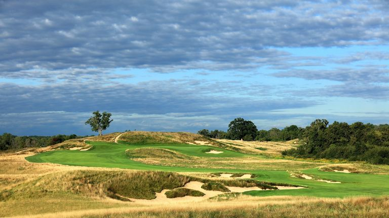 Erin Hills hosts this year's US Open