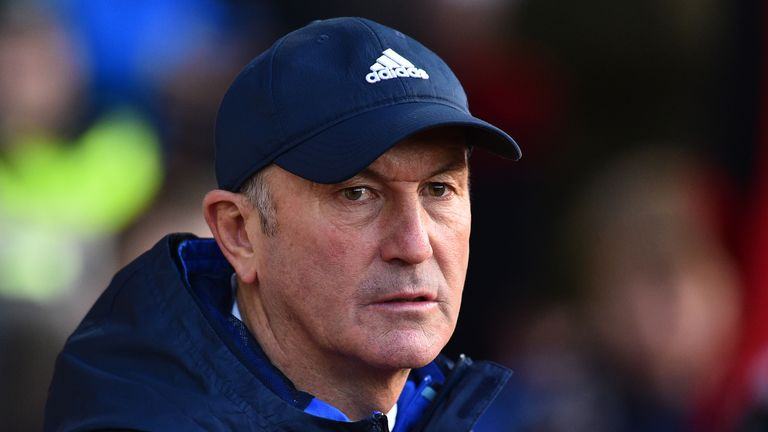 Tony Pulis has steered West Brom to eighth place in the Premier League
