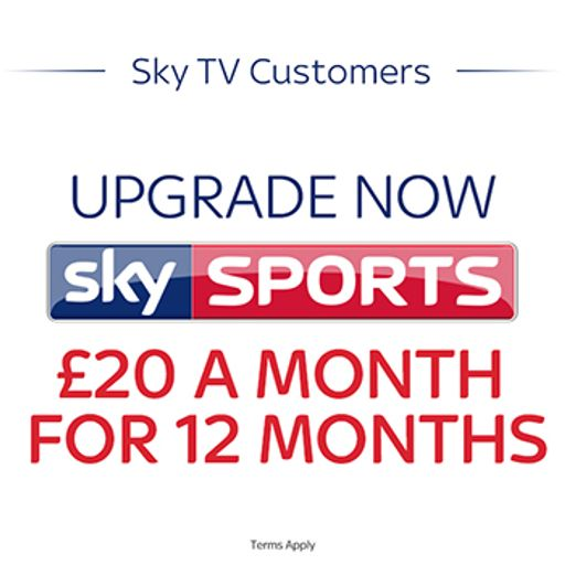 Get Sky Sports for £20