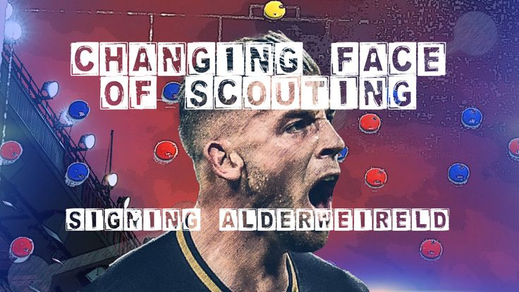 Changing Face of Scouting series explores Tottenham's signing of Toby Alderweireld