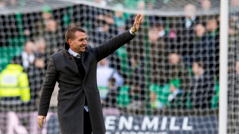 Rodgers is not expecting any activity either way at Celtic between now and the closure of the transfer window on Tuesday night