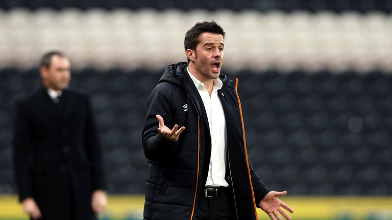 The result gave Marco Silva a winning start to his time in charge of Hull