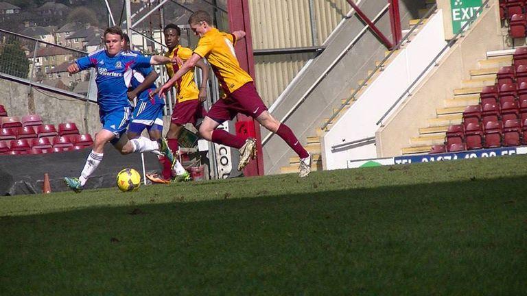 Adam McCabe, Bradford City reserves, 2014