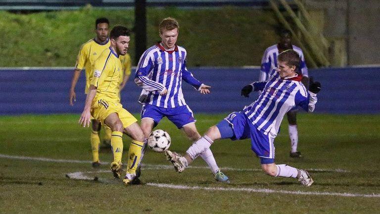 Adam McCabe, Eccleshill United, 2014
