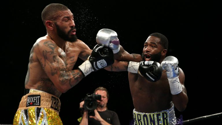 Ashley Theophane looks back on his tough defeat to Adrien Broner