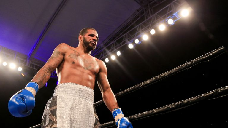 Smith had been set to face Anthony Dirrell for the vacant WBC belt