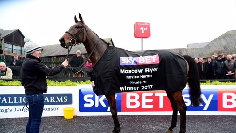 Any Second Now Sky Bet Moscow Flyer Punchestown