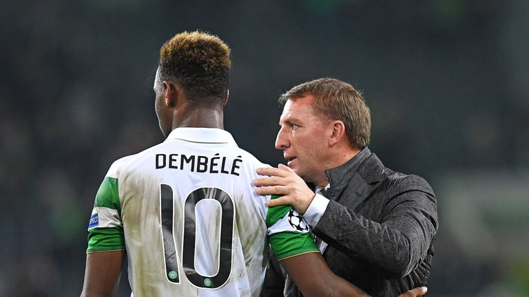 Moussa Dembele will miss his second game with a knee problem