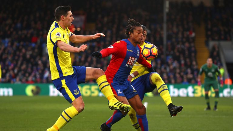 Remy spent last season on loan at Crystal Palace
