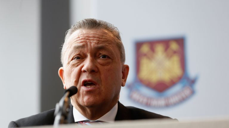 David Sullivan says he wanted to make an example of Dimitri Payet