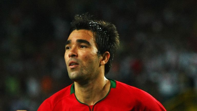 Deco will skipper Portugal in the summer tournament