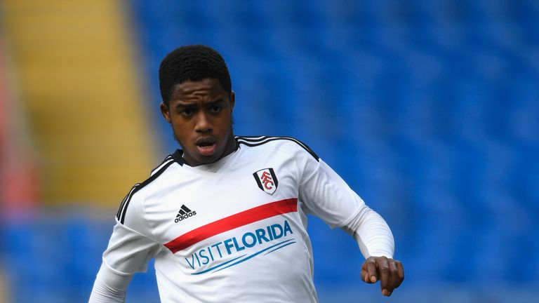 16-year-old Fulham winger Ryan Sessegnon scored the winner against Cardiff in the FA Cup